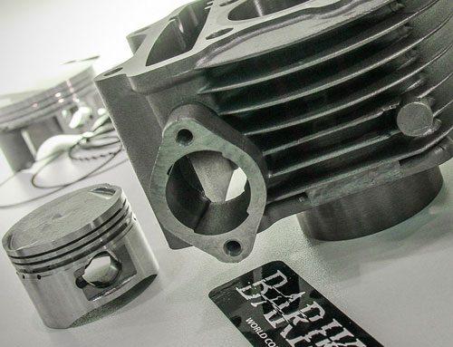 Manual rápido de desmontaje y montaje de cilindro
