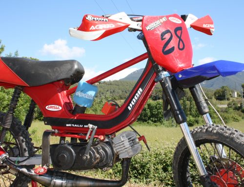 Derbi Variant Cross