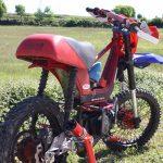 Galería de fotos preparación motorDerbi Variant Cross