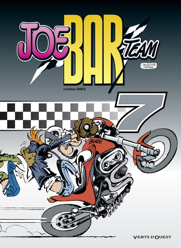Joe Bar Team 7