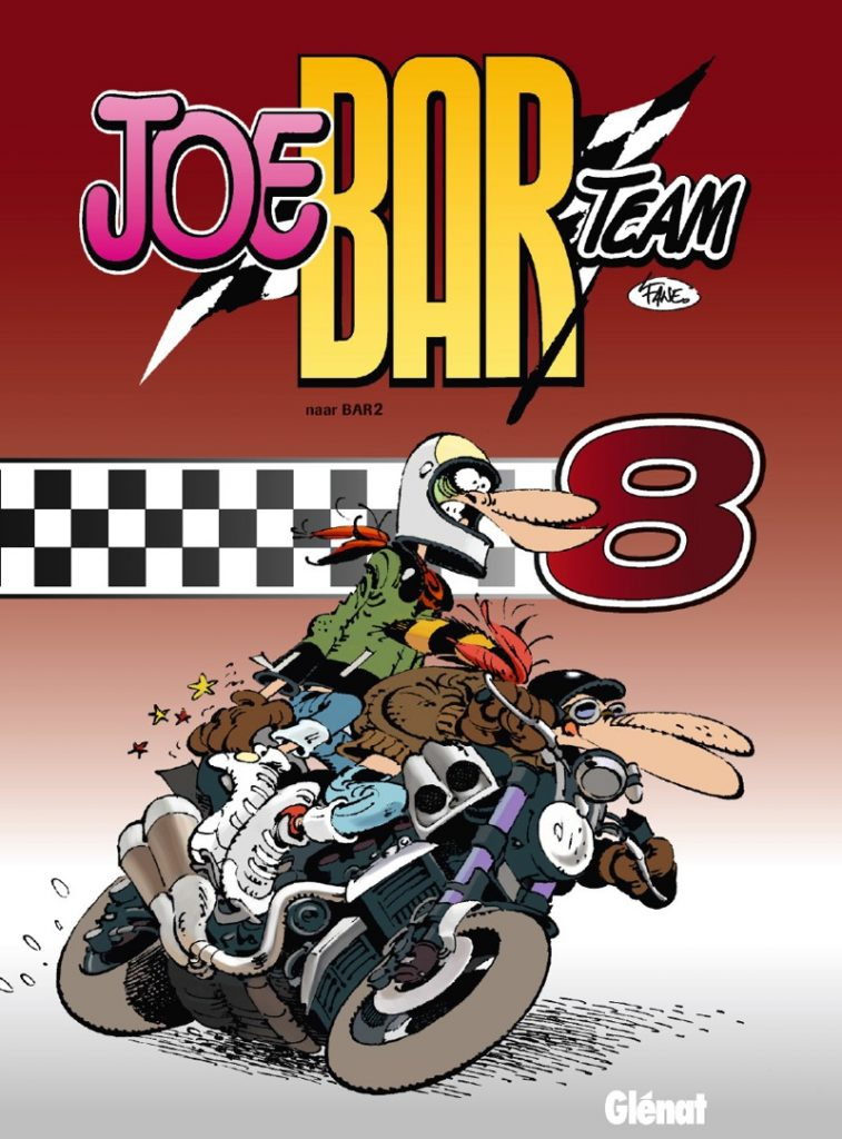 Joe Bar Team 8