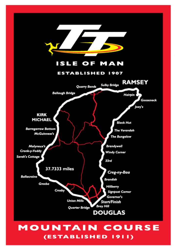 Tourist Trophy Mountain Course