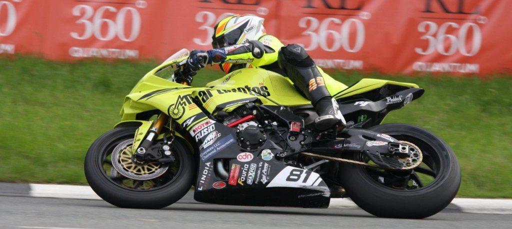 Raul Torras de Martimotos Racing Team nos representará por cuarta vez