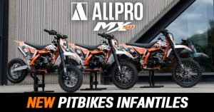 Pitbikes AllPro MX 50
