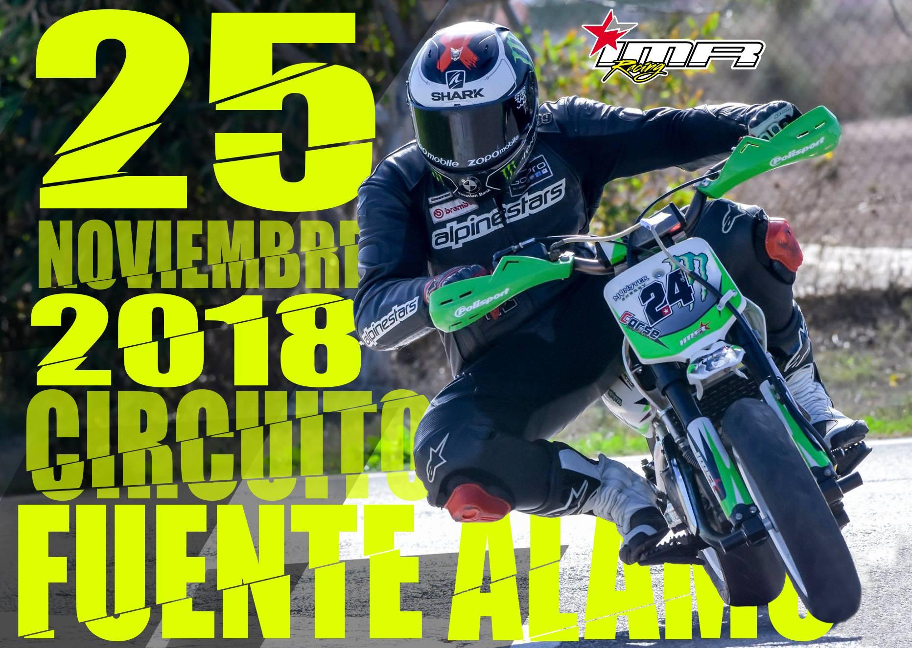 Campeonato Regional de Mini-Velocidad Fuente Alamo