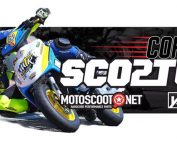 Copa 2T Racing Scooter