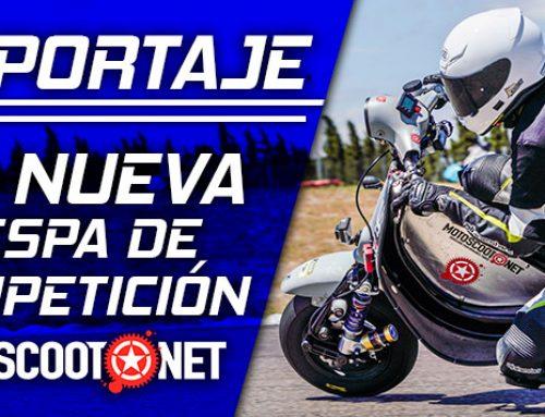 LA NUEVA VESPA MOTOSCOOT