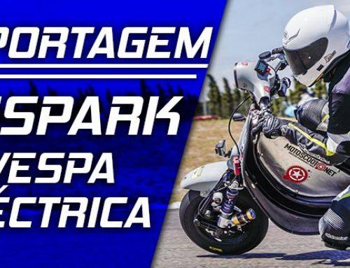 NOVA VESPA DE COMPETIÇÃO PK XL MOTOSCOOT RACING TEAM!