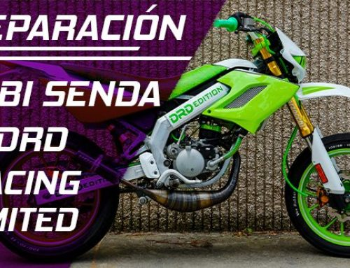 Proyecto Derbi Senda DRD Racing Limited