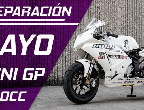 PROYECTO Kayo Mini GP 160cc