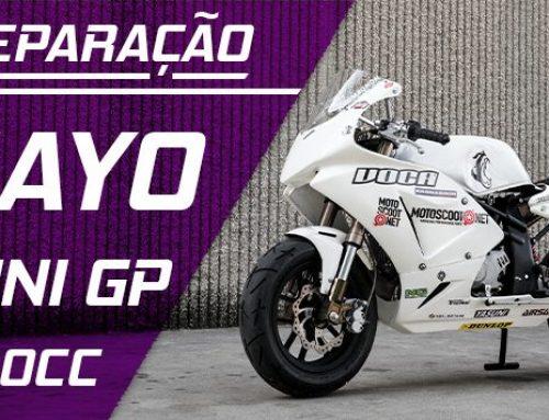 Projecto Kayo Mini GP 160cc