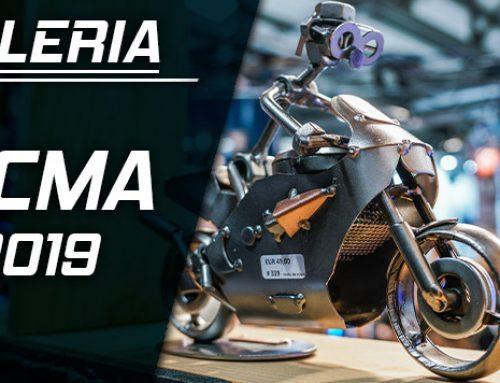 Galeria EICMA 2019