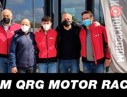 Presentación Team QRG Motor Racing