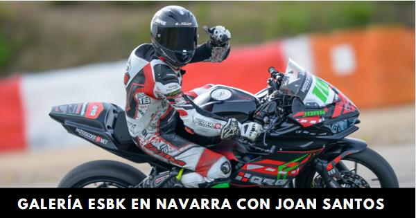 Galería ESBK en Navarra con Joan Santos Trilla
