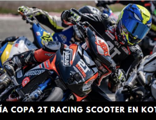 Galería Copa 2T Racing Scooter en Kotarr