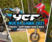 Nuevas pitbikes YCF en Motoscoot