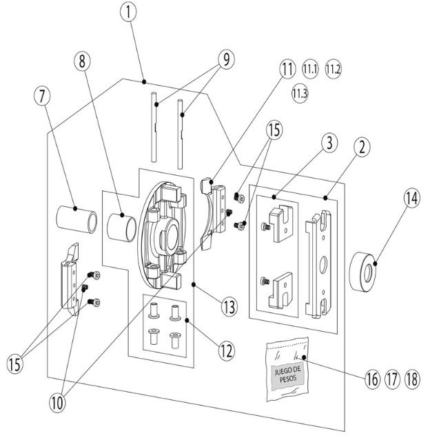 Modelos compatibles variador VOCA