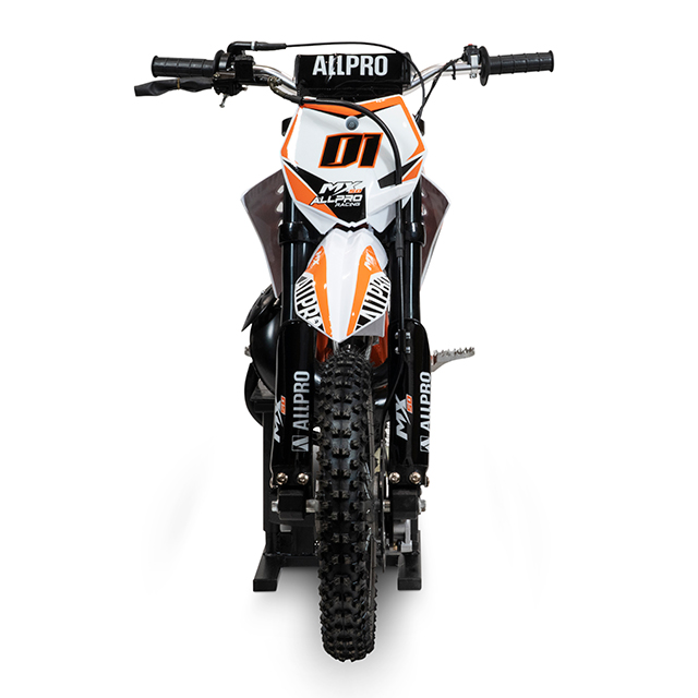 AllPro MX 50cc AC parte delantera