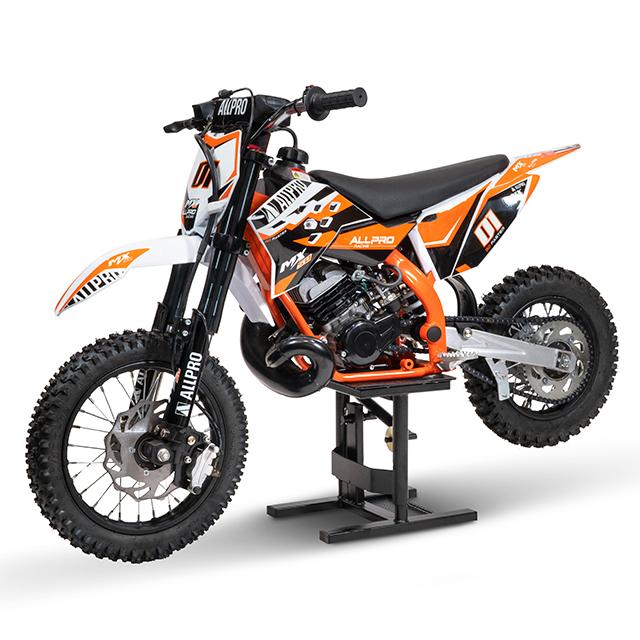 AllPro MX 50cc AC parte trasera